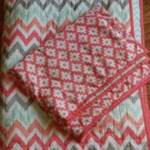 Twin Quilt and Sham